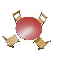 Kids Round Table and Chairs...