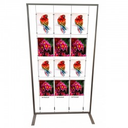 Poster Display Stand A4