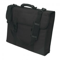 Heavy Duty Holdall Art Carry Case Black A0,A1,A2 and A3 Art Carry Cases are available.