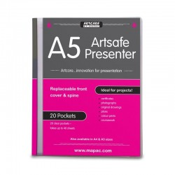 Artwork Artsafe Presenters A3,A4,A5