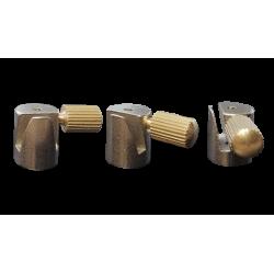 Brass Cylinder Hook