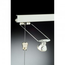 Clip Rail Lighting Armature