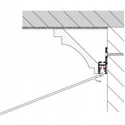 Moulding Cornice Decor Rail