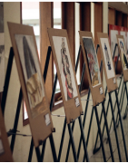 Easel Supplies in London - Picture Hanging Company